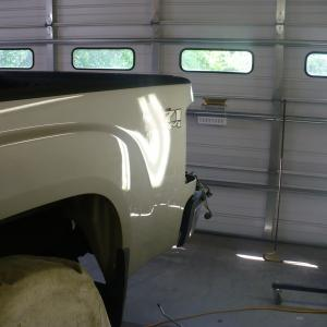2008 GMC Sierra 2500 Fixed