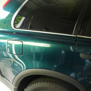 Volvo XC90 Large Crease Fixed